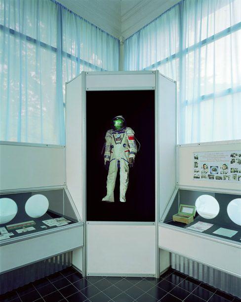 Space museum, Camp Artek, Yalta - Andrew L Moore