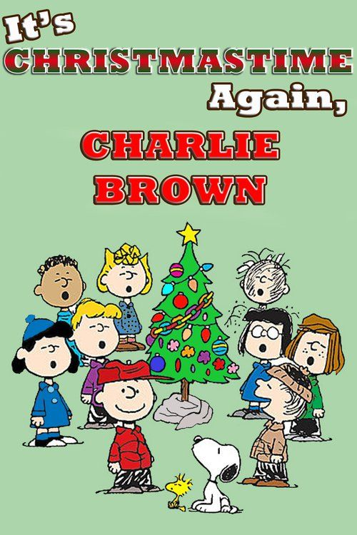 Watch It's Christmastime Again, Charlie Brown (1992) Full Movie Online Free