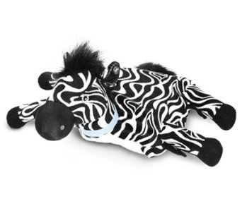 Zoobies Safari Collection Zulu the Zebra  Order at http://amzn.com/dp/B004KBCDXW/?tag=trendjogja-20