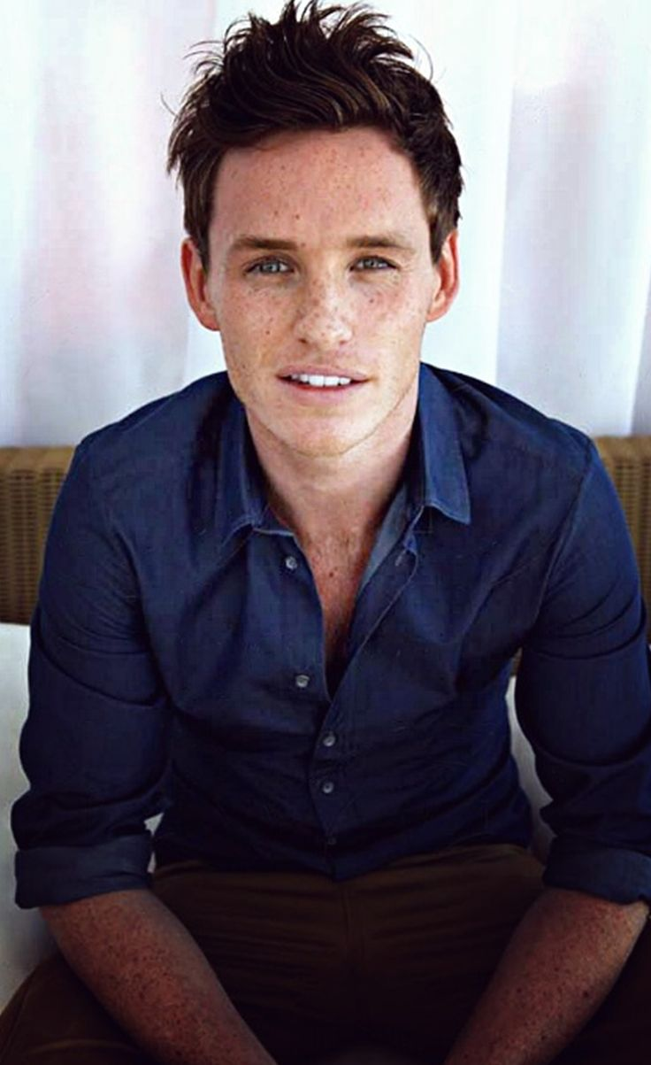 Eddie Redmayne. Can't remember if I have pinned him on here before but whatever.