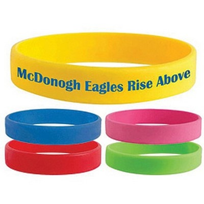 Silicone Wristband Min 500 - Custom Wristbands & Watches - PRTH-WB10011-i - Best Value Promotional items including Promotional Merchandise, Printed T shirts, Promotional Mugs, Promotional Clothing and Corporate Gifts from PROMOSXCHAGE - Melbourne, Sydney, Brisbane - Call 1800 PROMOS (776 667)