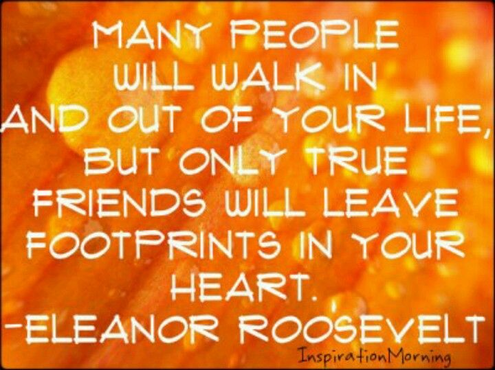 Eleanor Roosevelt Quotes About Friends Quotes