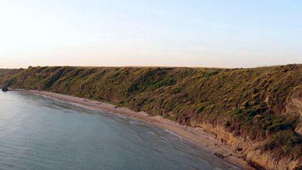 Punta Aderci: Libertini beach