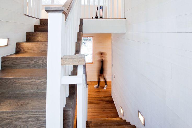 Solid Wood Platform Bedroom Modern with Headboard Contemporary Clocks