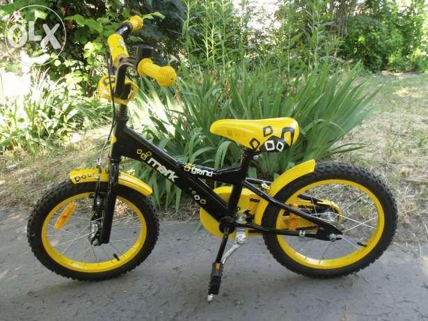 16-os Mark black kerékpár Baja - kép 1