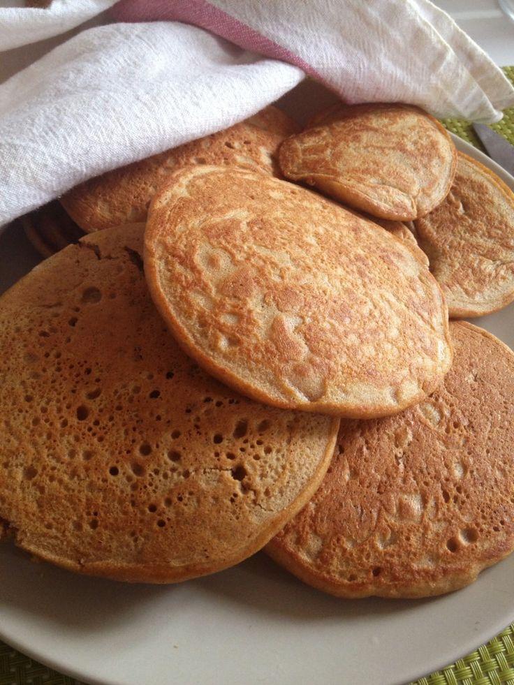 Pancakes IG BAS à la farine d'orge mondé – Megalow Food