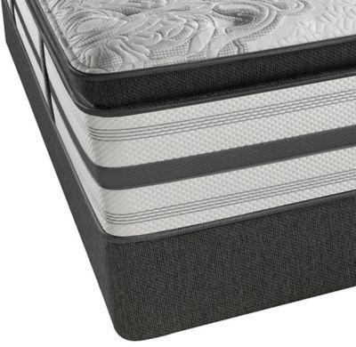 simmons platinumtm jamestown luxury firm pillow top low profile twin mattress set