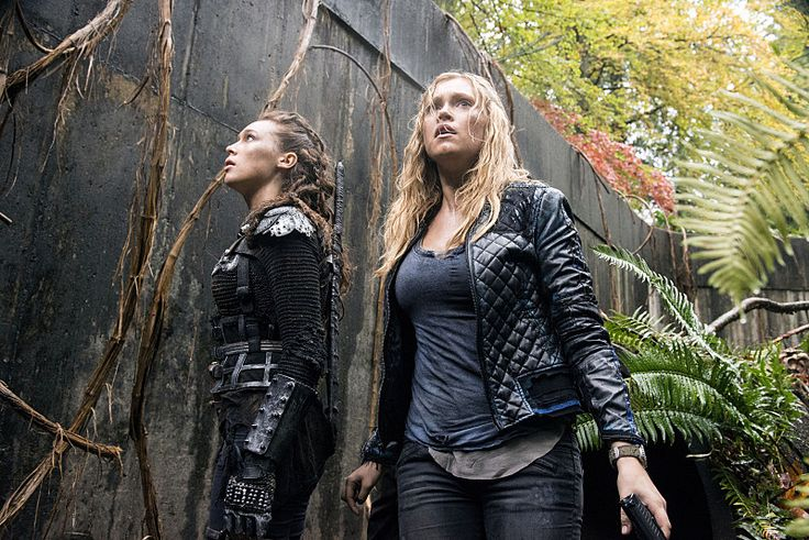 The 100. Interview regarding plans for the show