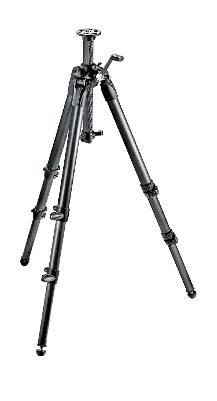 堅牢で万能なプロ仕様の三脚で、最高の性能と多様なセッティングを提供します。 脚径(mm):39.2, 34.2, 29.2, 24.8   最大耐荷重: 12kg                                                                    太いカーボンファイバー製の3段の脚は、プロ用撮影機材や長尺レンズ使用時にも驚異的な安定性を実現します。                                                                    ギア付きセンターポールシステムはカメラの位置決めの際に高い精度をもたらし、特殊なセンターポールアダプターが低位置からの撮影を可能にします。                                                                    脚径(mm):39.2, 34.2, 29.2, 24.8