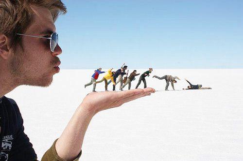 Aprende algunos trucos para hacer fotografía de tu grupo de amigos de una manera divertida y a la vez creativa.