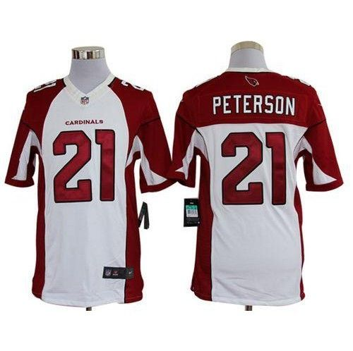 b6a5914d nike cardinals 21 patrick peterson black mens stitched nfl limited ...