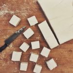 Homemade Marshmallows, Alton Brown. Variations to try: dip into caramel and chocolate to copycat the See's Candies; layer the bottom with graham cracker crumbs and dip in chocolate after cutting for a S'mores treat: add flavors other than vanilla: peppermint, butterscotch, espresso, etc