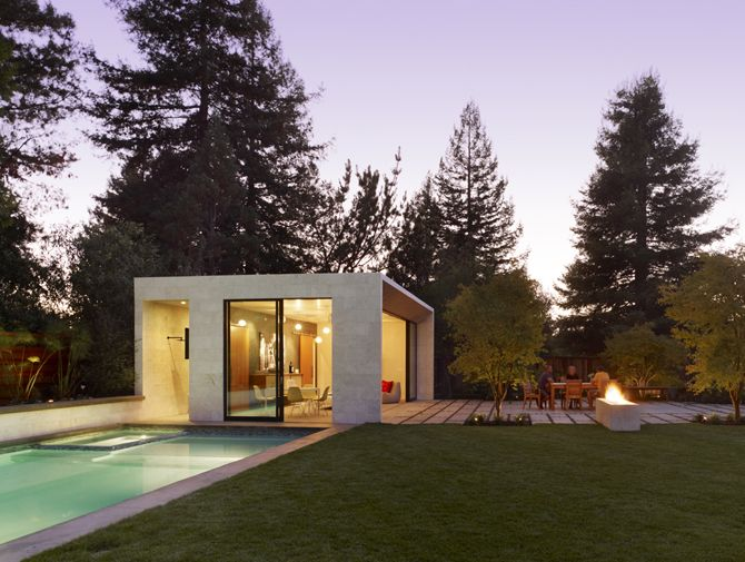 Wetbar/poolhouse