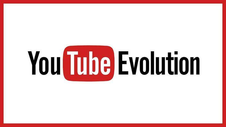 L\'évolution du design de Youtube, de 2005 à 2017   Chad hurley ...