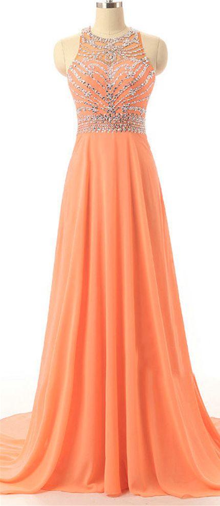 Charming Prom Dress,Beaded Prom Dress,Chiffon Prom Dress,Fashion Prom Dress,Sexy Party Dress, New Style Evening Dress