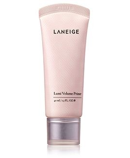 LANEIGE Lumi Volume Primer_ A primer that instantly brightens your skin for a glossy and defined skin texture that reflects the light