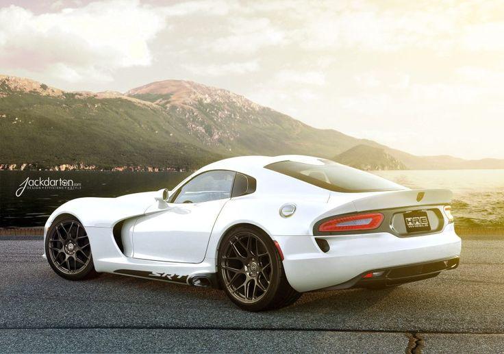 Dodge SRT Viper.