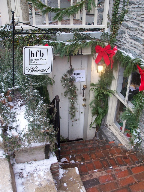 Harpers Ferry Books, West Virginia.: