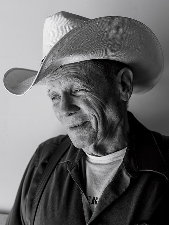 With thirty-five novels, two Edgar Awards, and one of the most enduring characters in crime fiction, James Lee Burke is a titan among mystery writers. But maybe we should just call him a writer