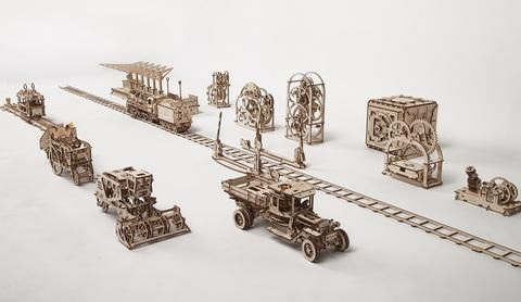 Ugears puzzles shop USA