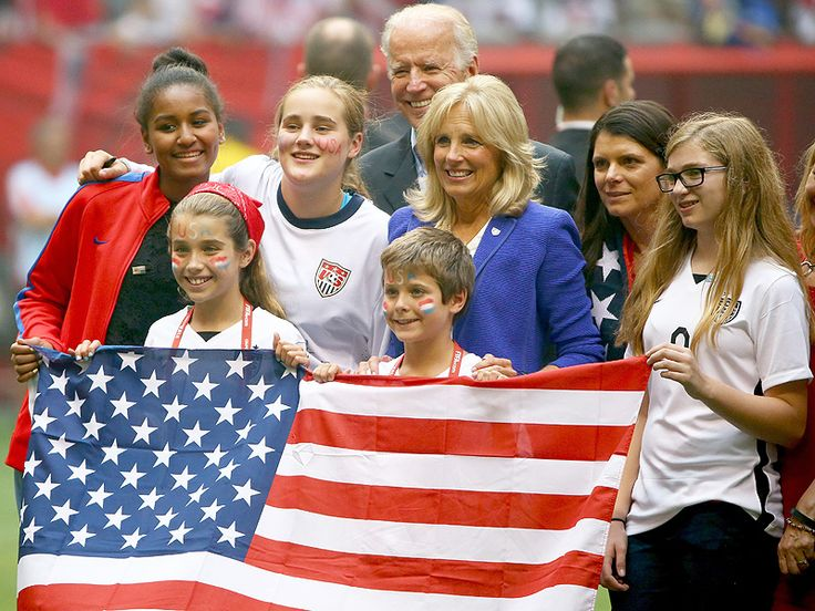 Sasha Obama Joins Vice President Joe Biden to Cheer US Team to World Cup Victory http://www.people.com/article/joe-biden-sasha-obama-cheer-us-vs-vancouver-world-cup-to-victory
