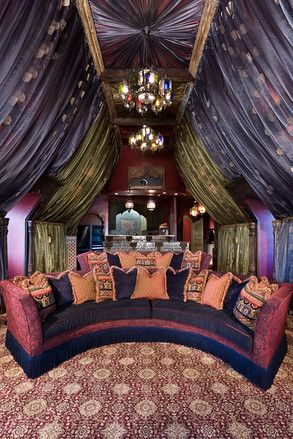 1000 Images About I Dream Of Jeannie Room On Pinterest