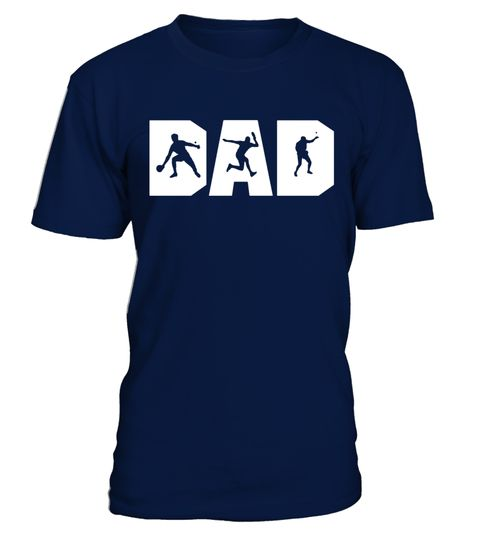Mens Table Tennis Dad T-Shirt, Dad Father's Day T-shirt