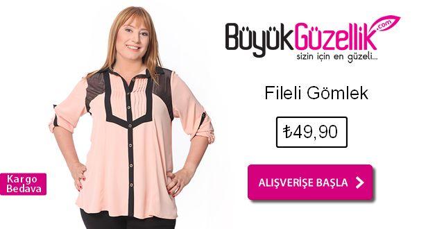 Fileli Şık Gömlek Sipariş Vermek için http://buyukguzellik.com/nervurlu-fileli-sik-gomlek-gm5-104