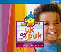 Liedjesboek Uk & Puk 'Zingen met Puk'