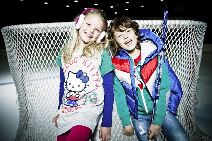 TerranovaKids Campaign fw_2012_13