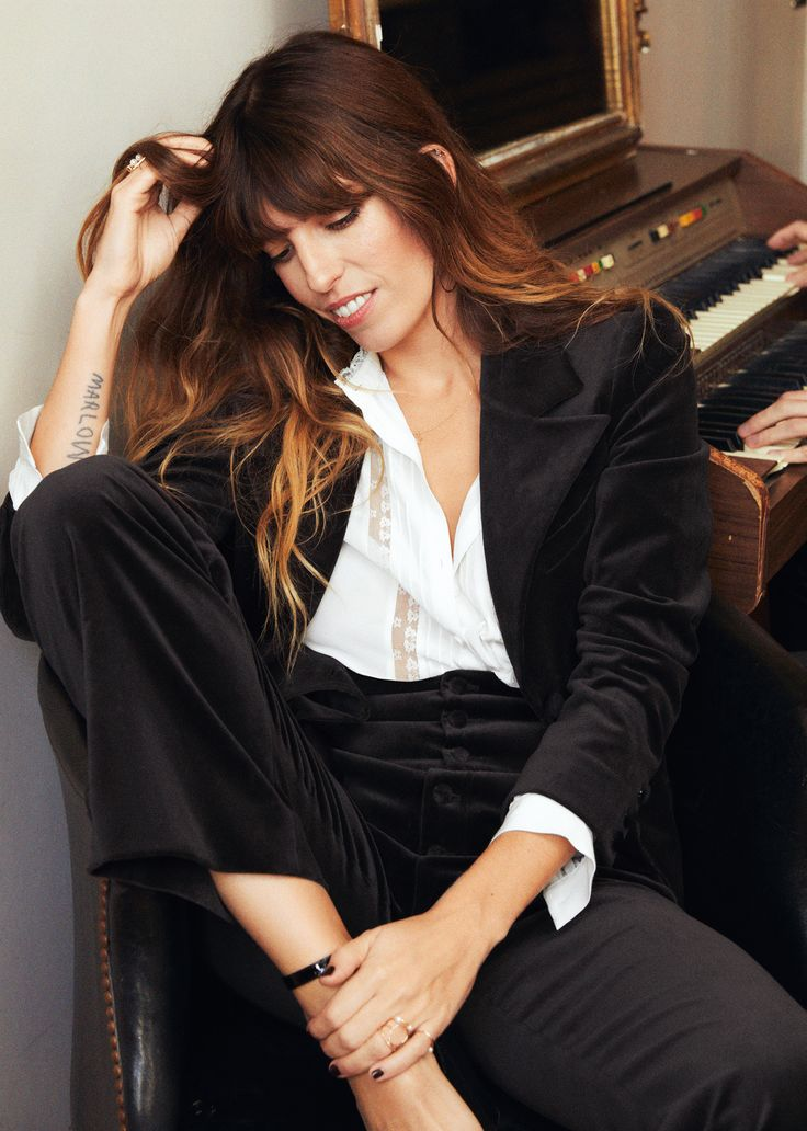 Lou Doillon is the face of the Celebration Collection by & Other Stories. She talks to us exclusively about beauty tricks and her love of short stories. The French Look