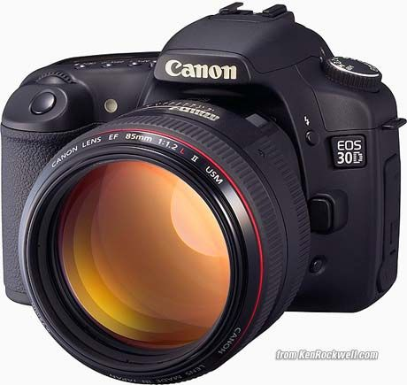 Canon 30D - wonderful easy to understand tips