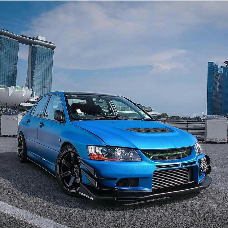 Mitsubishi Lancer Evo 1: 1000+ Images About STI & EVO On Pinterest