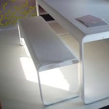 Image result for fermob bellevie table blanc