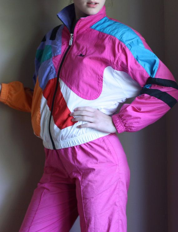 The '90s were so bad/great for tracksuits. | The 21 Most Ridiculous Tracksuits Of All Time