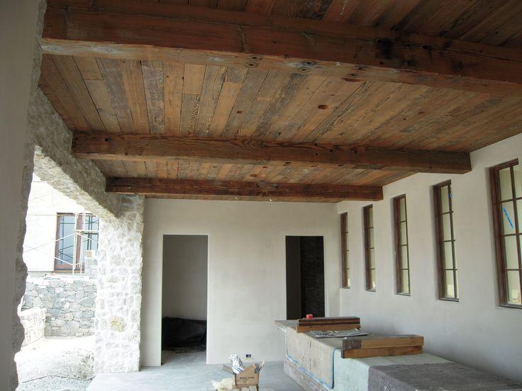 11 best eastern white cedar images on pinterest white for Reclaimed fir flooring seattle