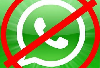No more WhatsApping in Brazil  http://goo.gl/uoQ1nV