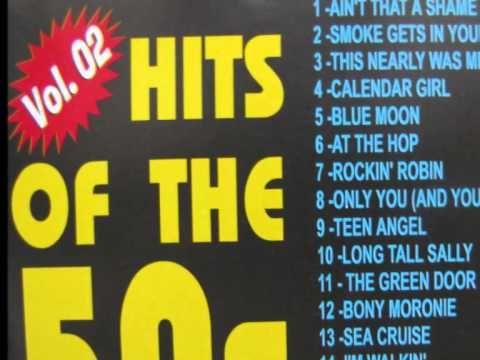 HITS OF THE 50s - FULL ALBUM - YouTube