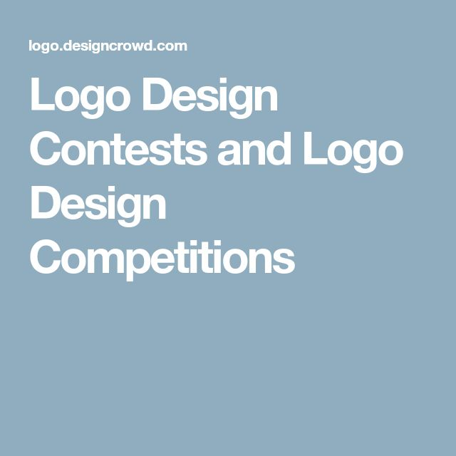 Logo Design Contests and Logo Design Competitions