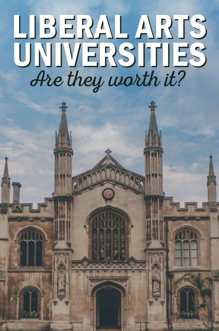 Attending a Liberal Arts University: Worth It?