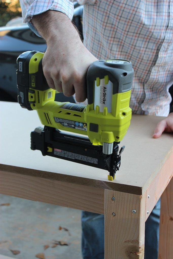 Easy DIY Portable Workbench Plans | Step 3