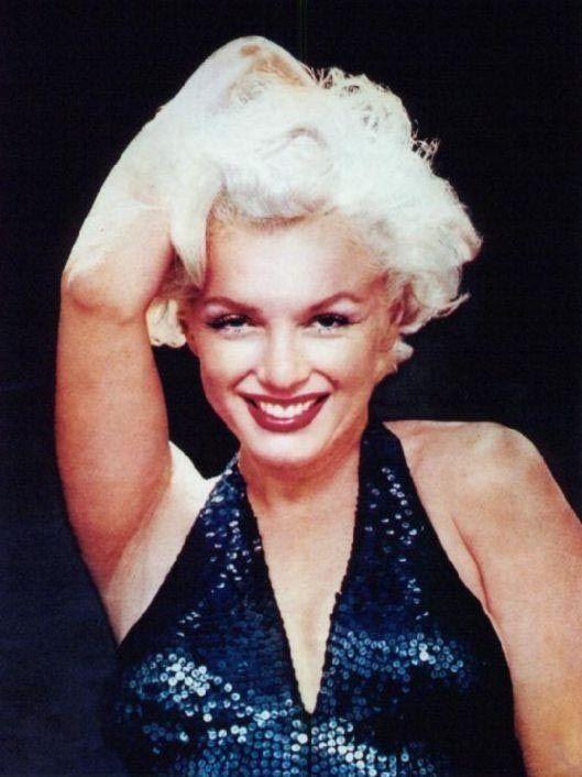 Marilyn smyle