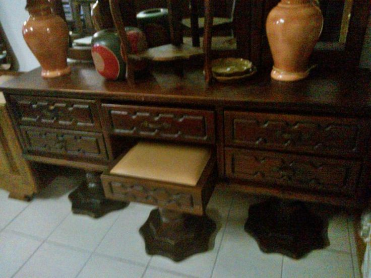 Dressing table with Stool | Bluff | Gumtree South Africa