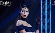 Minh Tú gợi cảm trong chung kết Asias Next Top Model