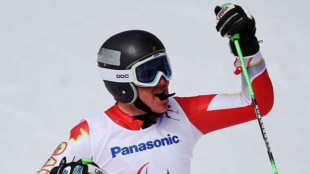 #Sochi - Mac Marcoux - Gold medal.