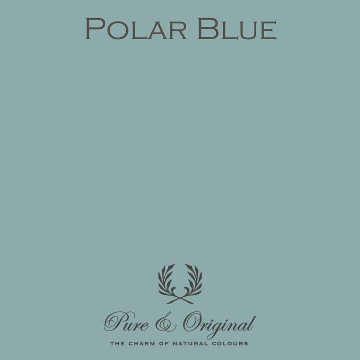 Polar Blue | Pure & Original Paint