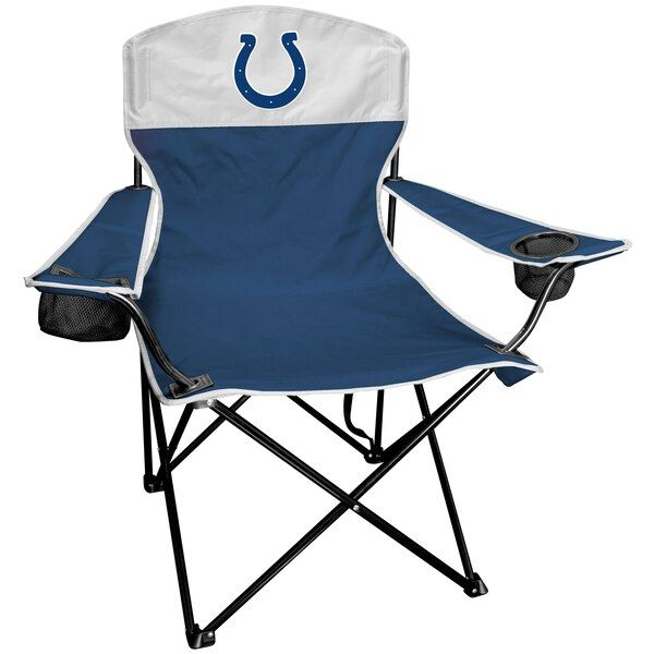 Indianapolis Colts Rawlings Lineman Tailgate Chair # ...