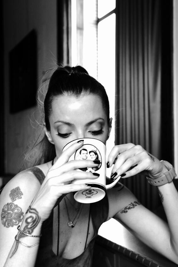 Julia Petit - Nixon watches