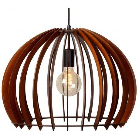 Bardzo efektowna, duża lampa wisząca Bounde to model wykonany z drewna marki Lucide. https://blowupdesign.pl/pl/31-wiszace-stojace-lampy-drewniane-design-skandynawski #lampywiszące #oświetlenie #lampydrewniane #lampykuchenne #woodenlamps #lighting