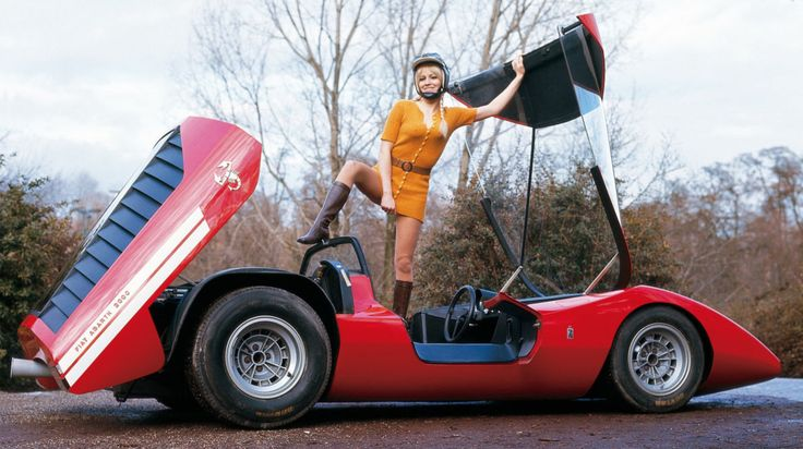 Days Of Future Past: The 30 Most Stunning Vintage Concept Cars. Yesteryear has never looked so cool.